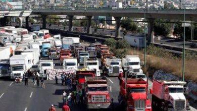 Photo of Anuncian 65,000 camiones al paro de Amotac
