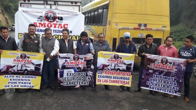 Photo of Logran acuerdos Amotac y gobierno federal