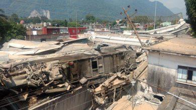 Photo of Asaltantes dañaron frenos de tren que descarriló en Orizaba, Veracruz, para robarlo