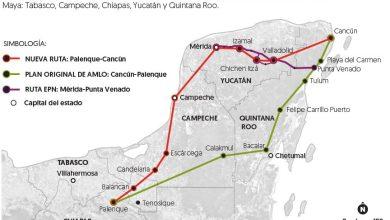 Photo of Tren Maya va con inversión público-privada