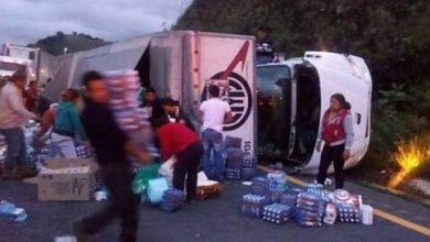 Photo of Rapiña en carreteras rebasó a las autoridades: Amotac