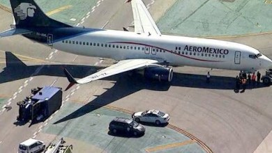 Photo of Aeroméxico despide a 3 pilotos del avión accidentado en Durango