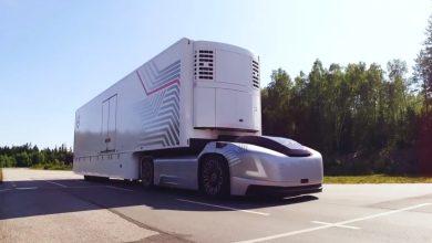 Photo of (Video) Con este vehículo eléctrico, Volvo está impresionando al mundo de transporte de carga