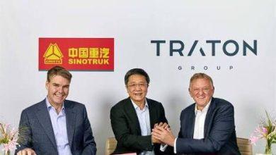 Photo of Traton se alía con Sinotruk para desarrollar nuevos camiones