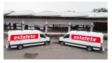Photo of Estafeta se equipa con Vans Mercedes Benz