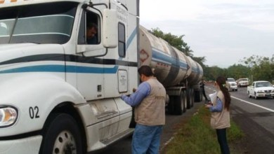 Photo of Así trabaja la PROFEPA para vigilar el transporte de carga