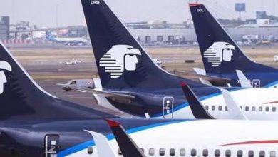 Photo of Aeroméxico ventanea que sus rivales también cierran rutas