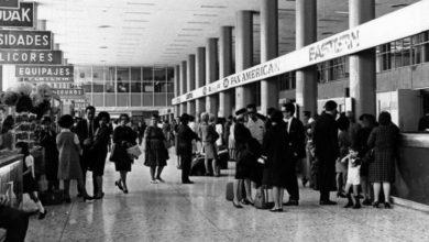 Photo of Cuando el aeropuerto era un llano de Balbuena