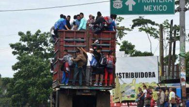 Photo of Amotac evitará rutas que use las caravanas migrantes