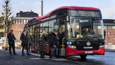 Photo of Estocolmo ciudad del futuro en transporte público con Scania