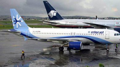 Photo of Aerolíneas se quedan con los espacios de Interjet