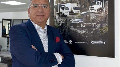 Photo of Flavio Rivera de Freightliner analiza retos al transporte en 2019