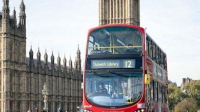 Photo of Empresa británica lanza primer autobús ecológico que limpia el aire