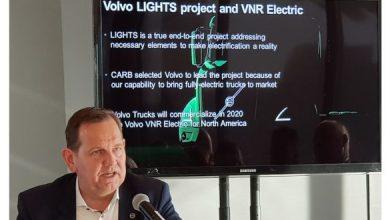 Photo of Volvo anuncia que VNR eléctrico estará a la venta en 2020