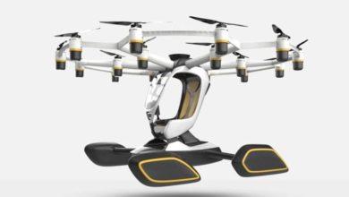 Photo of (Video) Este es el dron que transportará personas