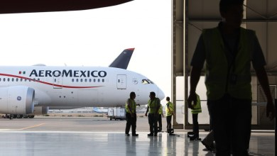 Photo of Liberan a pasajeros de Aeroméxico detenidos tras incidente en Oakland