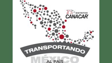 """Photo of ¿Quieres tener el distinitivo """"Transportando al País, Transportando a México"""" de Canacar? Lee esto"""