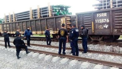 Photo of Frustran robo a tren de Ferrosur en Apizaco