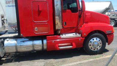 Photo of Recuperan tracto camión y caja seca en El Marqués