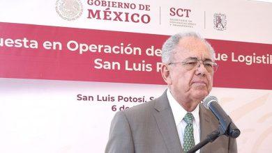 Photo of Inauguran entronque Logistik en San Luis Potosí