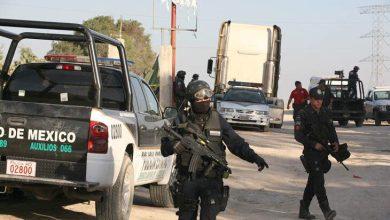 Photo of Frustran robo a camión de carga en Estado de México