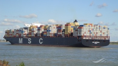 Photo of Recibe Lázaro Cárdenas el buque más grande en la historia de los puertos mexicanos