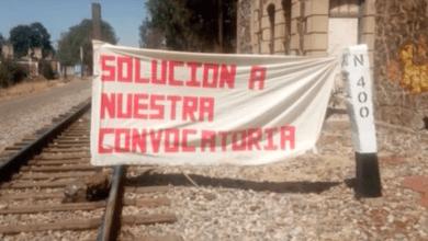 Photo of Otra vez estudiantes amenazan con boicotear vías del tren