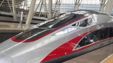 Photo of 'Tren flotante', el transporte chino que pretende alcanzar los 600 km/h