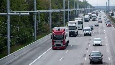 Photo of Alemania abre la primera autopista eléctrica para camiones