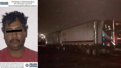 Photo of Detienen a presunto asaltante de un full que iba a exceso de velocidad