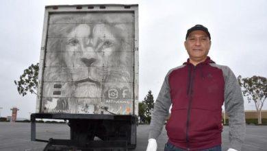 Photo of Operador convierte mugre de su caja en obras de arte