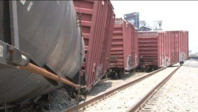 Photo of Se descarrila tren de carga en León