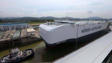 Photo of 3.260 buques neopanamax han cruzado por el Canal de Panamá a 3 años de su ampliación