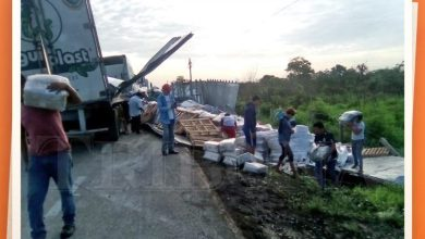 Photo of Rapiñan camión en Campeche