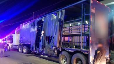 Photo of Pepsi se deslinda de camión donde transportaban migrantes