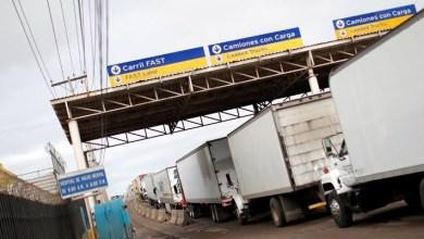 Photo of Tijuana, Tecate y Ensenada representaron el 16% de cruces de autotransporte de carga en la Frontera