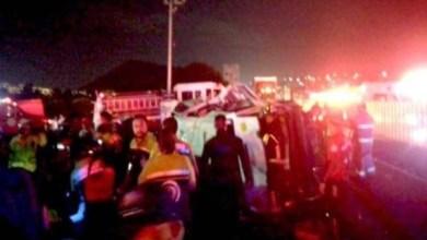Photo of 7 muertos en asalto a camioneta de pasaje en Estado de México