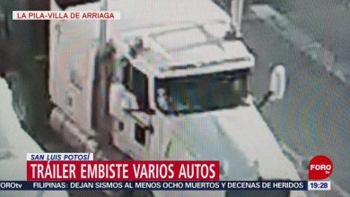 Photo of (Video) Operador desata persecución en San Luis Potosí