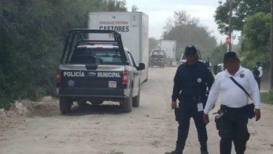 Photo of Frustran robo a camión de carga en Tecamachalco Puebla