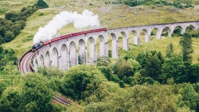 Photo of 5 rutas de tren para viajar a través de la historia