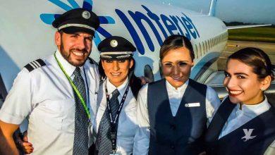 Photo of Aeroméxico le baja sobrecargos a Interjet
