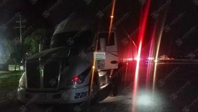 Photo of Recuperan camión robado con 2 millones de abarrotes
