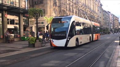 Photo of Pague primero viaje después, Suiza a la vanguardia del transporte público.