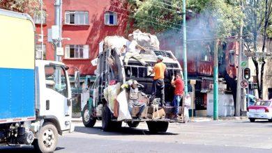 Photo of Recogen la basura, pero contaminan la ciudad