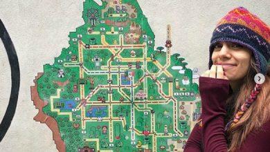 Photo of Crean mapa de la CDMX al estilo Mario Bros