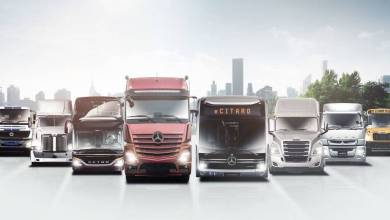 Photo of Fusión corporativa en Daimler, ahora camiones y autobuses serán Daimler Trucks AG