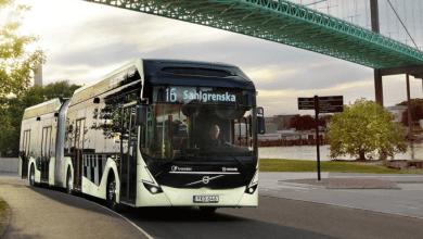 Photo of Volvo recibe el pedido de autobuses eléctricos más grande de Europa