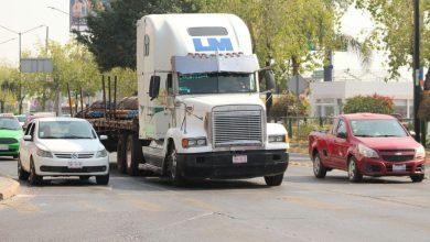 Photo of Así será la restricción de circulación para camiones en Guadalajara