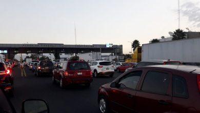 Photo of Colapsa sistema IAVE en la México – Querétaro