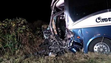 Photo of Otro accidente de autobús, ahora en la Guadalajara – Lagos